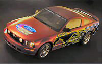 2005 Mustang Pace Car