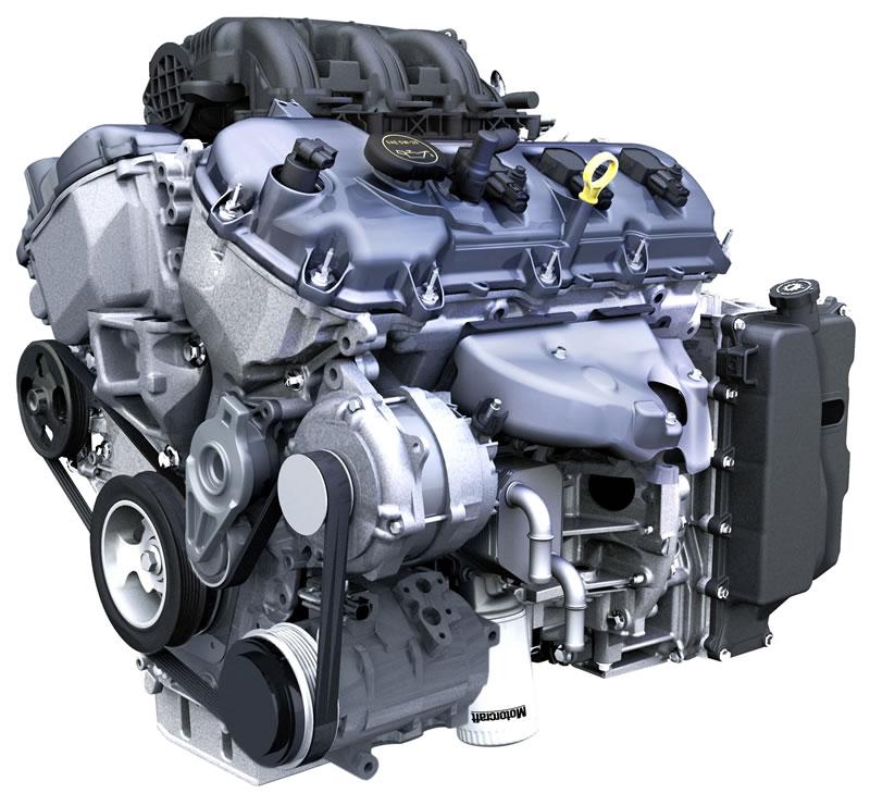 2015 Lincoln Mks Camshaft: 2011 Mustang Gets 3.7 Liter Duratec DOHC V6