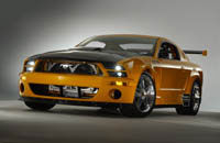 2005 Mustang GT-R Concept