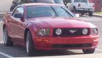 2005 Mustang Convertible